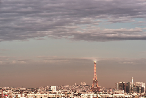 Paris-Itinerary