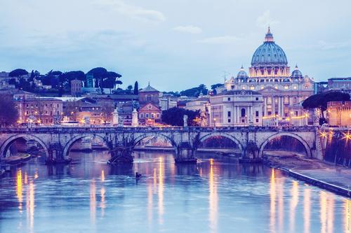 Rome-Itinerary